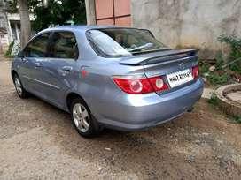Car honda city 2007 model insurance lapes 2nd oner