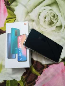 AssalamOalaikuM selling redmi note 9 with 10 months warranty
