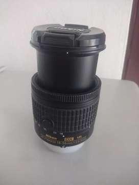 Nikon 18-55mm DX VR
