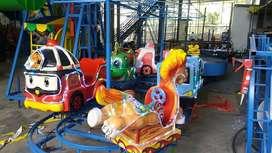 odong kereta panggung fiber campuran siap pakai kesukaan anak