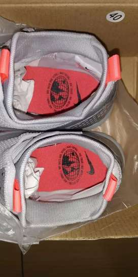 Sepatu futsal nike phantom vsn II boomber grey