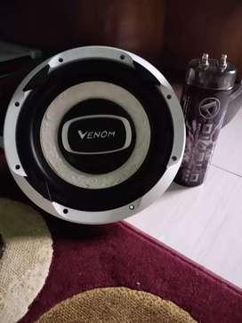 Subwoofer Venom 12 Inch