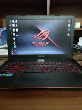 Asus Rog GL551 Laptop, good condition