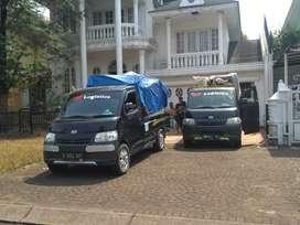 Jasa angkutan barang pindahan & sewa pickup