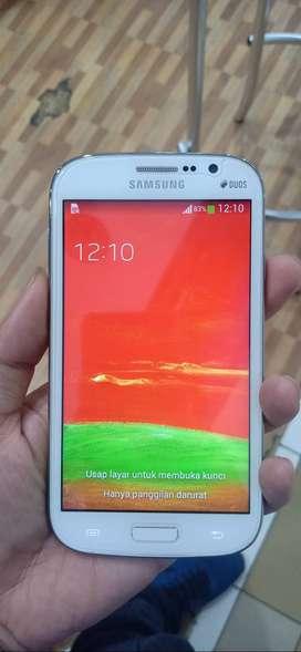 Samsung Grand 1 Bekas Kondisi Normal Mulus No Minus Bawaan Hp dan Cas
