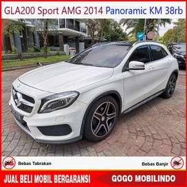 Mercedes Benz GLA200 Sport AMG 2014 Low KM Simpanan