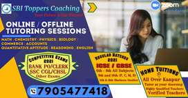 Home tutors and coaching tutors required