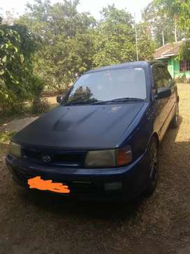 Toyota Starlet Capsul