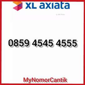 Nomor Cantik XL Kartu Perdana Cantik XL