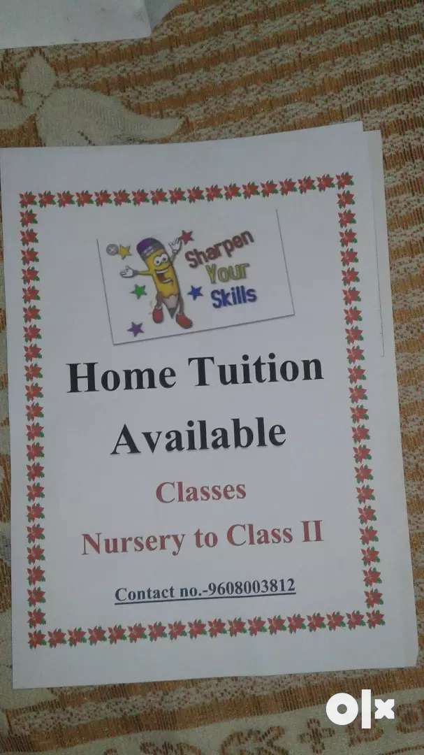 Female Home tutor available here 0