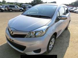 Toyota Vitz 2016 Get On Easy Installment