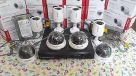 Produk kamera CCTV+instalasi pemasangan teknisi handal dijamin