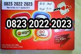 Nomor cantik sakti combo 2013 Telkomsel As angka cantik double tahun