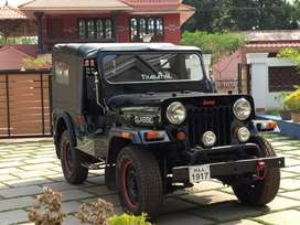 Black colour jeep    ( exchange available)