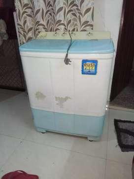 videocon semi-automatic rust free washing machine