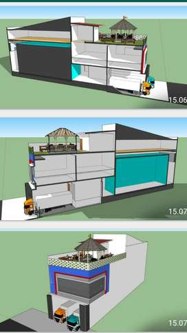 Jasa RKS Mekanikal elektrikal dan Gambar Struktur bangunan