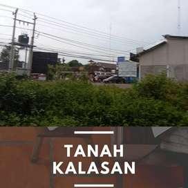 Harga Jual Tinggal Tanah Pinggir Jalan Solo Cocok Untuk Persewaan Ruko