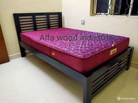 New wooden cot available.facyory direct