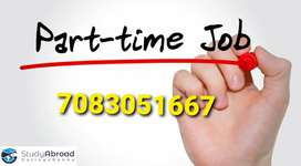 Use your free time in part time