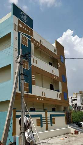 2 BHK Group house (1st floor) for sale by NM Construction