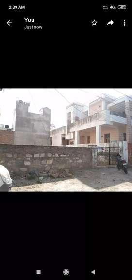 320 gaj JDA, plot , Rameshwar Dham Murli pura Jaipur
