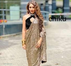 New trendy saree