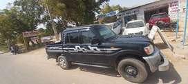 Mahindra Scorpio Getaway 4WD, 2016, Diesel