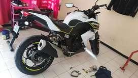 Ninja 250 fi/ Z250 fi 2013 Batu - Malang