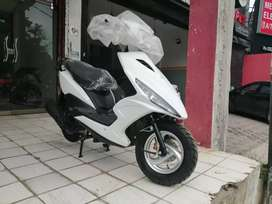125cc scooter fully automatic