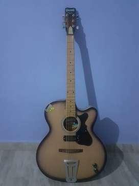 Semiautomatic Guitar