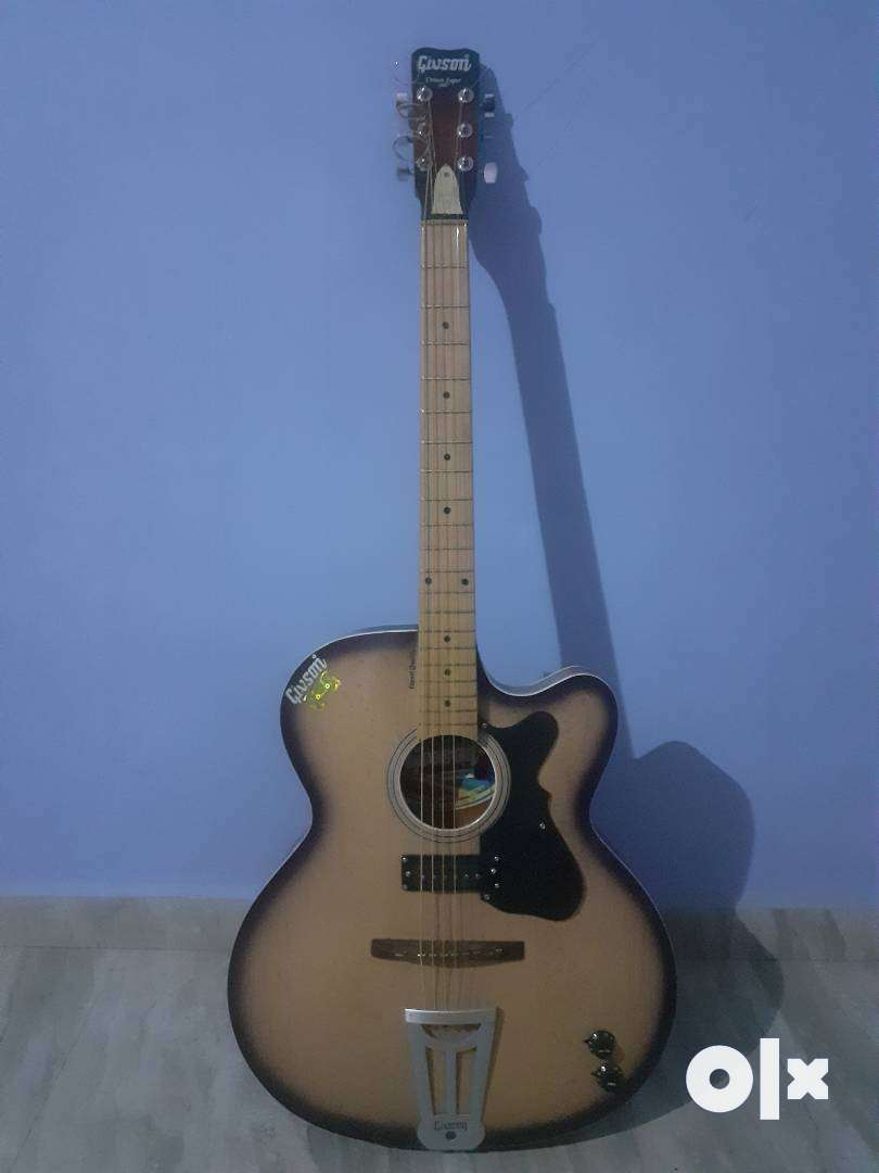 Semiautomatic Guitar 0