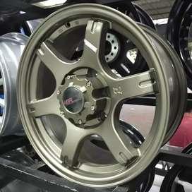 Velg Racing Ring 17 Untuk Hilux Prado Strada Triton cicilan 0% via cc