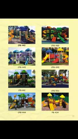 Kids outdoor play area manufacturers