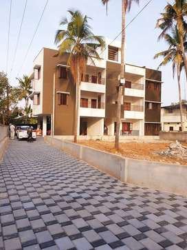 Brand new 2 BHK apartments for rent in Trivandrum near to Technopark