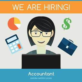 Urgent Hiring for accountant