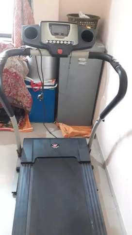 Viva fitness motorised treadmill