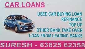 Car loans @ ur door step