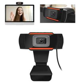 Camera Kamera Webcam PC Komputer Laptop 720P Autofokus Murah