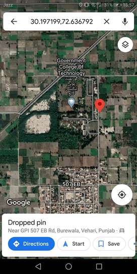 9 acres land for sale