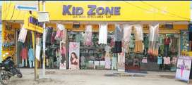 Kid Wear shop sales Girl require for inside sell