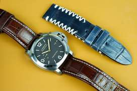 SECOND Panerai PAM 351 Titanium Best by VSF Free Leather