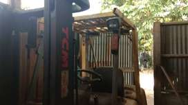 Forklift tcm 3 ton