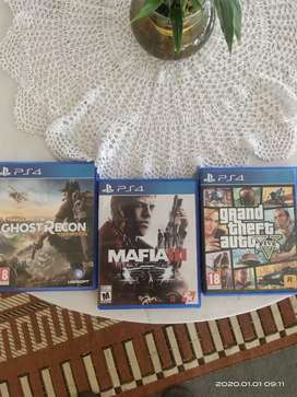 PS4 game u can buy any or all the three