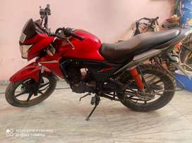 Honda twister in best condition