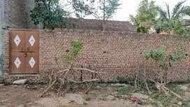 Direct sell by owner 100gaj plot 2 side open 30ft road