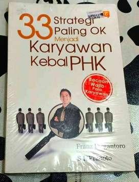 Buku Anti Pengangguran 33Strategi Paling OK Menjadi Karyawan Kebal PHK