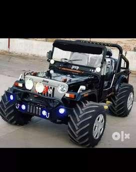 New colour Jeep design