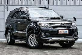 Toyota Fortuner G TRD 2014