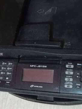 Brother wireless color printer