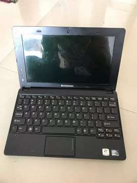 Lenovo i3 generation ( INTEL ATOM N2600 )